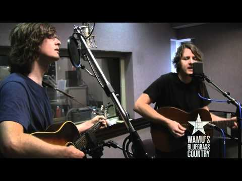 The Milk Carton Kids - Permanent [Live at WAMU&#039;s Bluegrass Country]