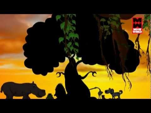 Manjadi Tree And Friends Walking Forest Animation Film[hd] video