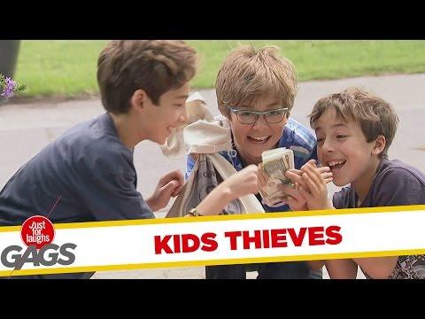 Monopoly Kids Thieves