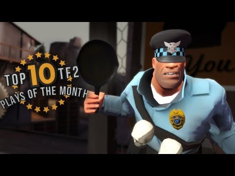 Top 10 TF2 plays - April 2013