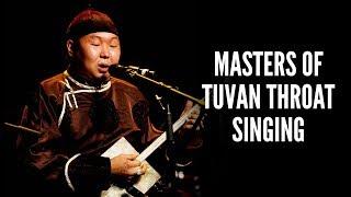 Tuvan Throat Singing Masters: Alash Ensemble