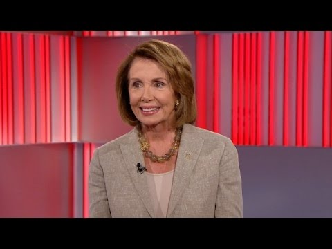 Rep. Pelosi's full interview with Jake Tapper