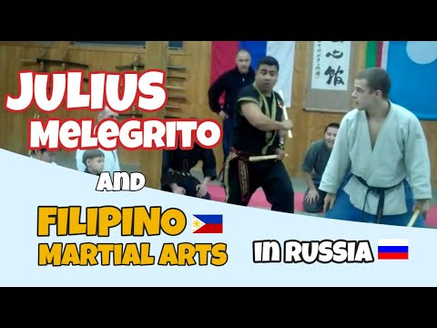 Philippine Martial Arts Alliance in Russia Image 1