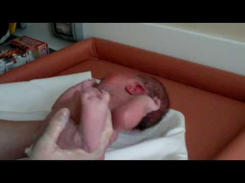 NASCITA DI ANTONIO gravidanza 41 settimane