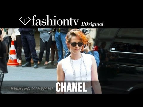 Chanel Couture: Kristen Stewart, Jared Leto, Anna Wintour & Poppy Delevingne Arrive | FashionTV