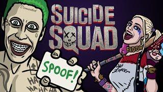 Suicide Squad Trailer Spoof - TOON SANDWICH