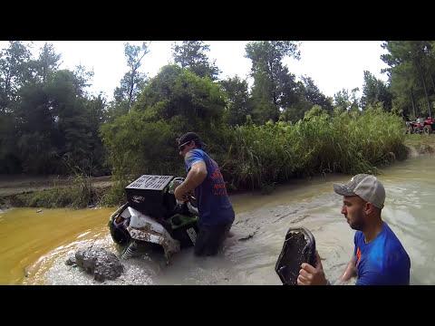 LABORFEST 2014 - Southern Mudd Junkies - SABINE ATV PARK - Performance ATV