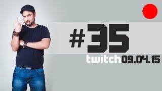 Livestream #035 - Kompletter Stream