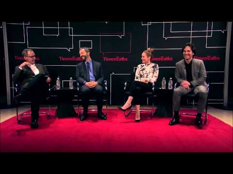Paul Rudd | Interview | TimesTalks