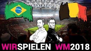 WM 2018: Brasilien schießt Belgien raus   Viertelfinal-Prognose