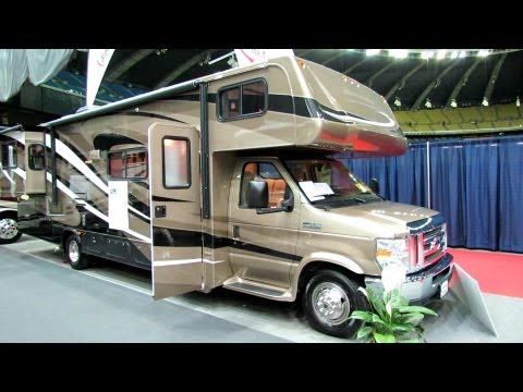 2013 Forest River Sunseeker 3010 Motor Home - Exterior, Interior Walkaround - 2013 Montreal RV Show
