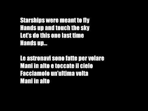 Nicki Minaj Starships Testo+traduzione