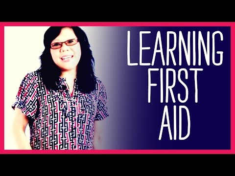 Be Prepared: Learn First Aid with Your Kids