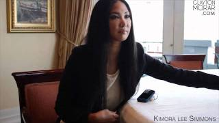 Kimora Lee Simmons in Cape Town_ 2011