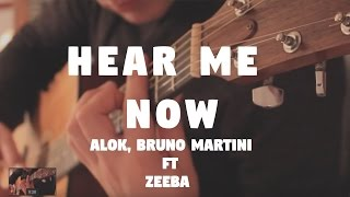 download musica Alok Bruno Martini feat Zeeba Hear Me Now on Fingerstyle by Fabio Lima