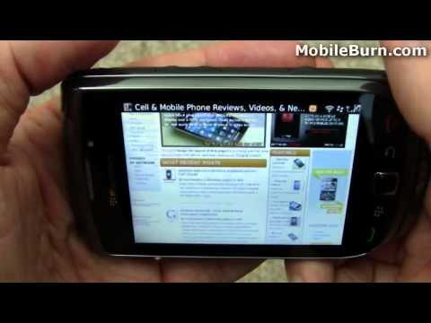 BlackBerry Torch 9800 review - part 3 of 3