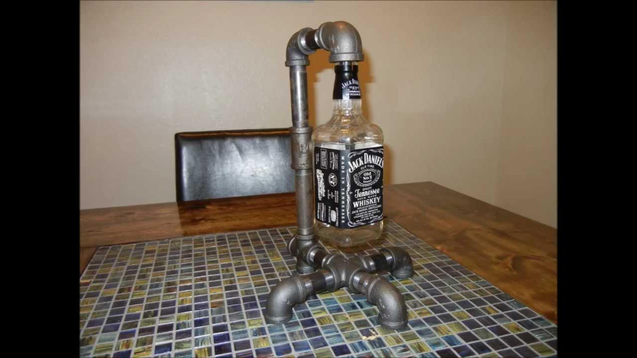 Jack Daniels Lamp Youtube