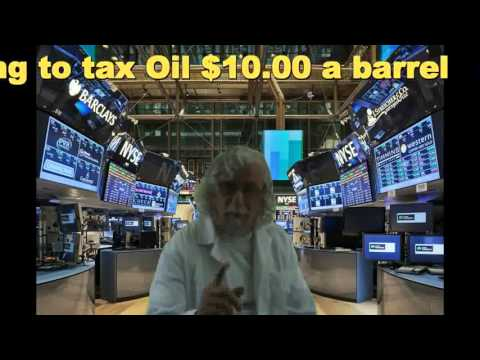 The Stock Market has CRASHED   Obama is Taxing Oil $10 00 a Barrel  Feb 5 16
