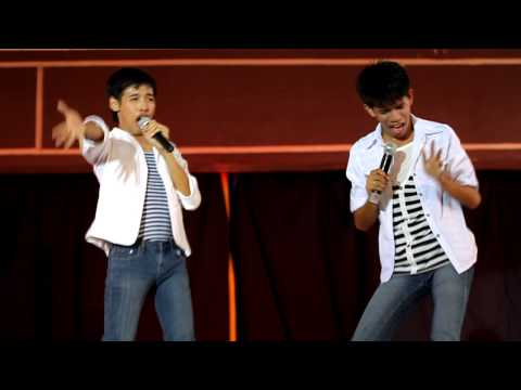 Lipa City Colleges ASAP A Duo - (And I Am Telling You Cover)