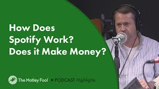 How Does Spotify Work? Does it Make Money?