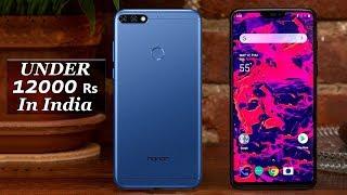 Top 5 Best Smartphone Under 12000 in India 2019