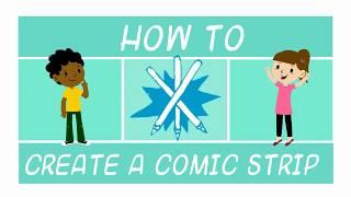 How to Create a Comic Strip