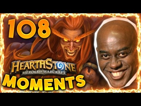 Hearthstone Daily Funny and Lucky Moments Ep. 108 | Fandral Staghelm Ownage!!