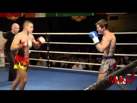 Muay Thai: Death via Leg Kicks Image 1