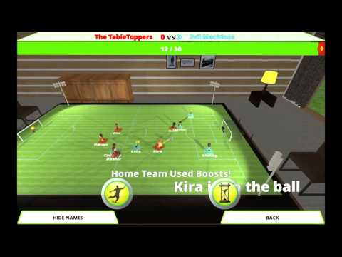 TableTop Soccer Replay V4