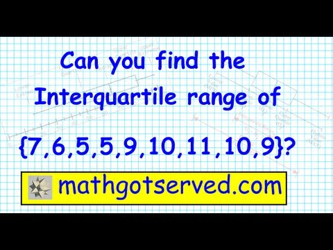 The range of values of the variable in a statistical dist how to find the range median interquartile range box and whisker quartiles plot statistics ccuart Images