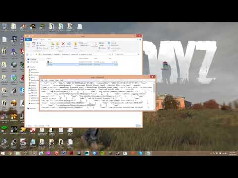 How To Install The Simple Xray Mod Minecraft 1.7.10
