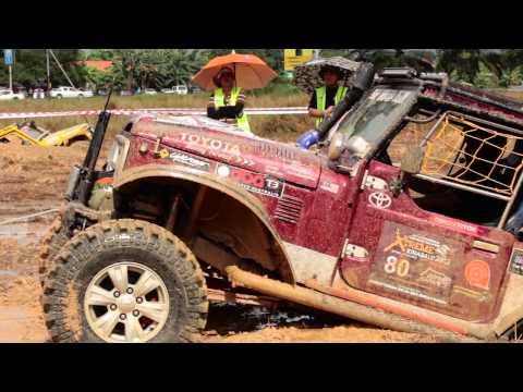 Borneo 4WD & Outdoor Show + Borneo Safari Kota Kinabalu