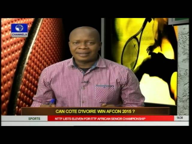 Can Cote D' Ivoire Win AFCON 2015? PT 1