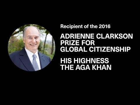 Introductory video by the Rt. Hon. Adrienne Clarkson