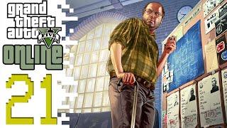 Let's Play GTA V Online PC (GTA 5) - EP21 - Jungle Gym!