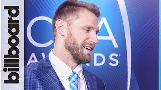 "Chase Rice Shares Epic ""Double Rainbow"" 'Eyes On You' Performance | CMAs 2018"