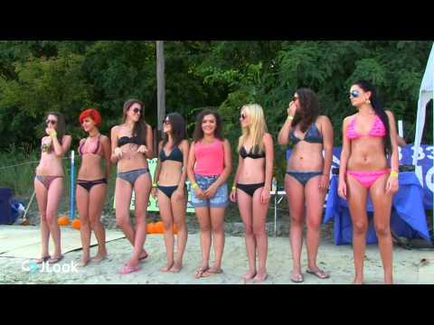 Девушки на пляжах волгограда фото