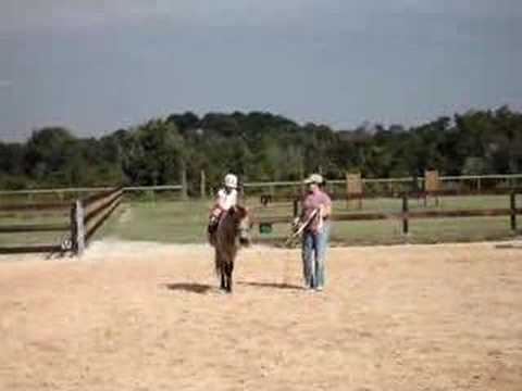 Marisa's Horse Riding Lesson