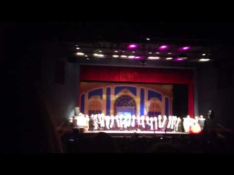 Cushman school - Beauty and the Beast school play 2013 - 08/16/2014