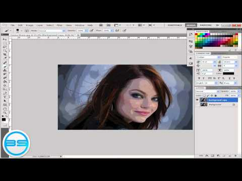 Photoshop Tutorial | How to Posterize/Cartoon an Image