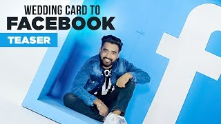 Wedding Card To Facebook: Jaggi Jagowal (Song Teaser) | Releasing 20 July 2017