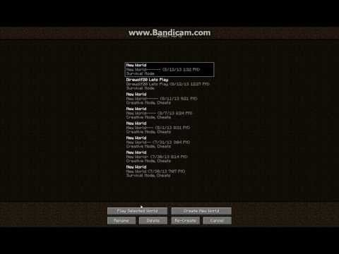 minecraft:my duplication glitch 1.4.7+ really works