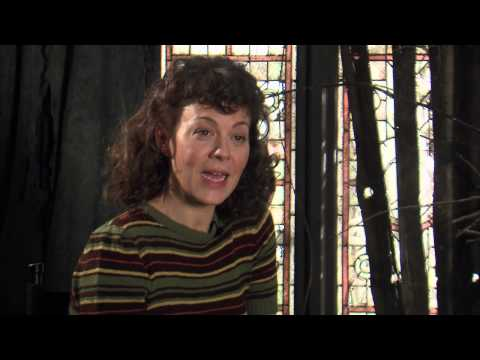 """The Woman In Black 2 Angel of Death: Helen McCrory """"June Hogg"""" Behind the Scenes Movie Interview"""