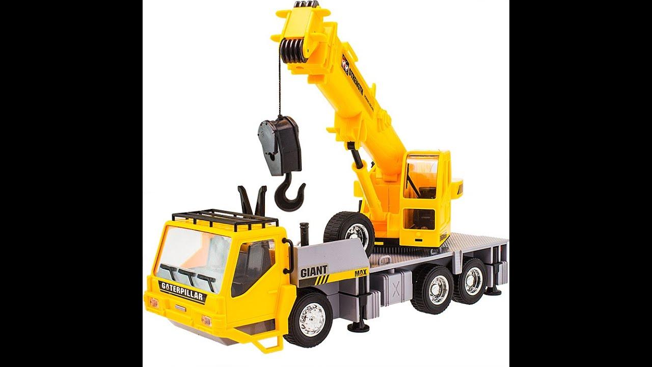 crane truck toys toy crane trucks trucks toys for kids youtube. Black Bedroom Furniture Sets. Home Design Ideas