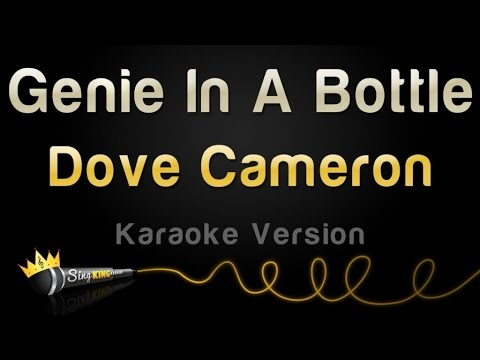 Dove Cameron - Genie In A Bottle (Karaoke Version)