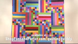 How To Make the Rain Stick Quilt