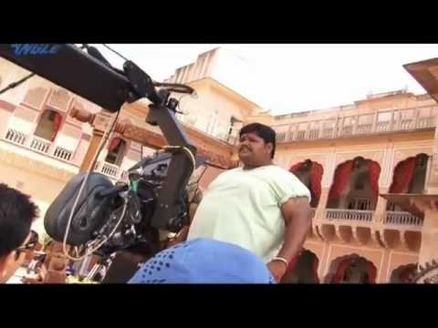 Making Of Bol Bachchan Comedy Trailer By Dj Saurabh Rocks .flv video