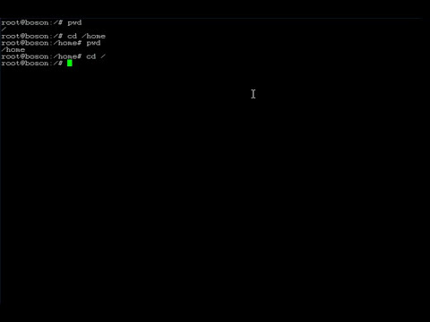 Comandos Básicos Linux 01 - bash, ls, cd, pwd, encadeamento, clear
