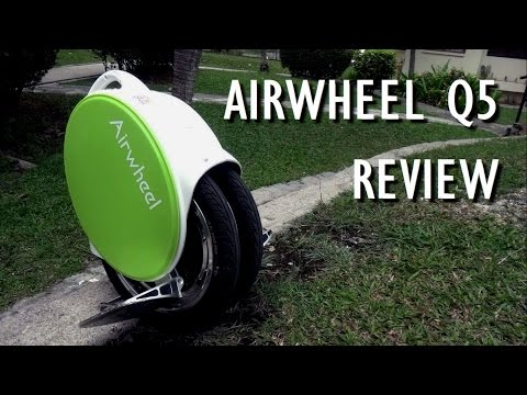 Airwheel Q5 Review: A transport that redefines Convenience