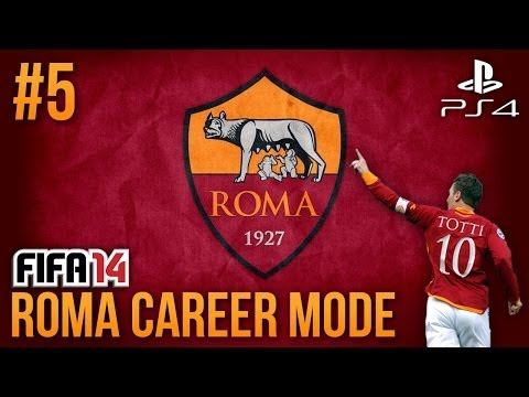 Next Gen FIFA 14: AS Roma Career Mode - Episode #5 - NEW SIGNING!!!